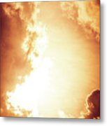 End Of The World? Metal Print