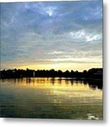 Edinboro Lake Metal Print