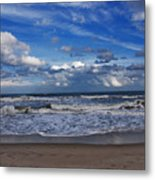 Endless Ocean Metal Print