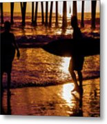 Endless Summer 3 Metal Print