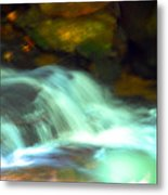 Endless Water Metal Print