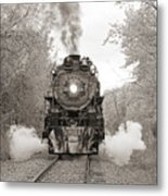 Engine 261 Metal Print