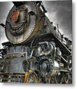 Engine 460 Metal Print