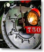 Engine 750 Metal Print