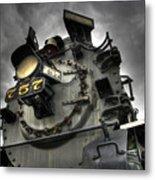 Engine 757 Metal Print