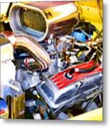 Engine Compartment 5 Metal Print