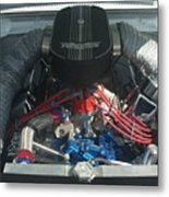 Engine Two Vics Metal Print