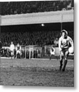 England: Soccer Game, 1972 Metal Print by Granger
