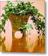 English Ivy Metal Print