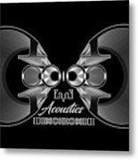 Enne Acoustics Metal Print