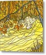 Eno River #25 Metal Print