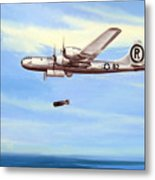 Enola Gay Metal Print by Marc Stewart