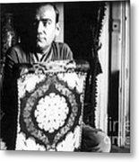 Enrico Caruso, Last Known Photo, 1921 Metal Print