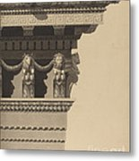 Entablature Metal Print