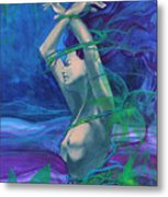 Entangled In Your Love... Metal Print