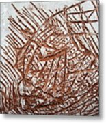 Enter - Tile Metal Print