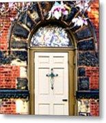 Entrance Metal Print