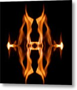 Entrance To Darkness Metal Print
