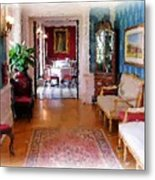Entrance To Dining Room. Metal Print