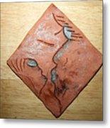 Eona - Tile Metal Print