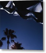 Epcot Abstract Metal Print