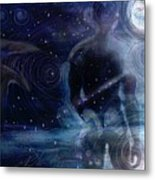 Ephemeral And Illusionary Existence Metal Print
