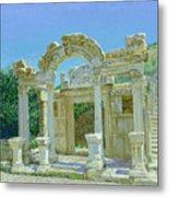 Ephesus.ruins Metal Print