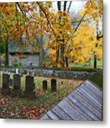 Ephrata Cloister Cemetery Metal Print