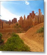 Epic Bryce Canyon Metal Print