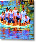 Epiphany Boys Metal Print