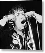 Eric Burdon In Concert-1 Metal Print