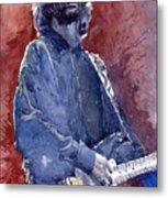 Eric Clapton 04 Metal Print