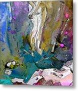 Eroscape 1104 Metal Print