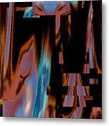 Erotic Composure - Practical Fantasy 2015 Metal Print by James Warren