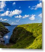 Erris Head, County Mayo, Ireland Metal Print