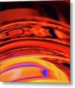 Eruption # 9 Metal Print