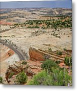 Escalante River Basin Metal Print