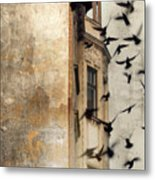 Escape Metal Print by Sharon Coty
