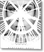Escaping With Time  Metal Print