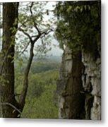 Escarpment Tunnel Metal Print
