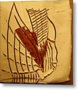 Esita - Tile Metal Print