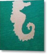 Essance Of The Sea Metal Print