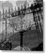 Essence Of Paris Metal Print