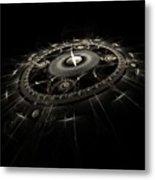 Essence Of Time Metal Print by Richard Ortolano