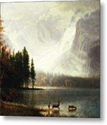 Estes Park, Colorado, Whyte's Lake Metal Print
