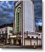 Estes Park Theater Metal Print