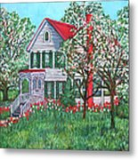 Esther's Home Metal Print