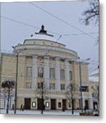 Estonia National Opera Metal Print