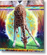 Eternal Nature Of Our Universe Metal Print