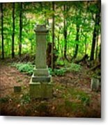 Eternal Resting Place Metal Print